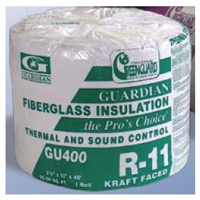 R11 Insulation 50sf Kraft Greenhill Industrial Supply